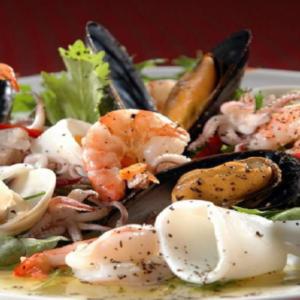 Морепродукты-деликатесы